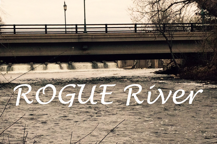 Rogue River Kayaking